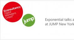 Exponential sponsors JUMP, CTO Alex Saldanha discusses fact attribution's marketing value