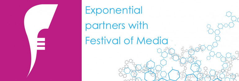 Exponential shows off its data at the Festival of Media