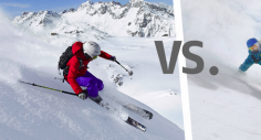 Snowboarders versus skiers – data reveals strong differences in consumer behavior and interests