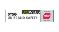 Exponential issued DTSG Brand Safety Seal by JICWEBS following verification by ABC