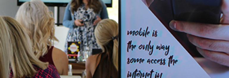 Engaging in the South African Mobile Conversation