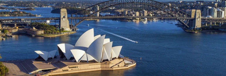 Global Offices: Sydney Edition