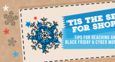 Marketers: How to engage with Black Friday, Cyber Monday consumers