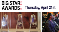 Exponential Interactive Named Finalist for sfBIG's BIG Star Award