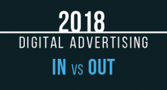 """What's """"In"""" & """"Out"""" for Digital Advertising in 2018?"""