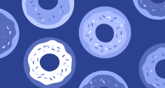 Doughnut Devouts: The Well Rounded Picture (Infographic)