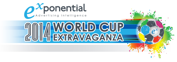 The Exponential World Cup extravaganza: global match-prediction competition and consumer insights roadshows celebrate 'the world's game'