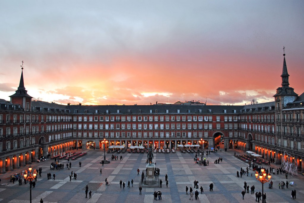 Plaza Mayor - stock - Sebastien Dubiel